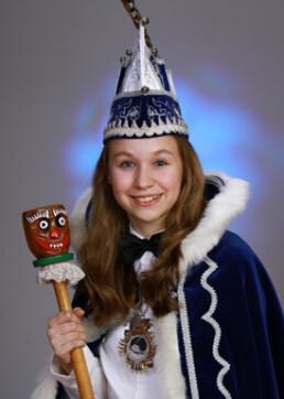 Jeugdprinses Anissa Hendriks 1
